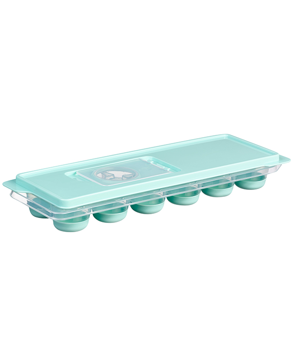 Cool & Soft Non-Stick Icecube Tray Cylinder Shape G132-C