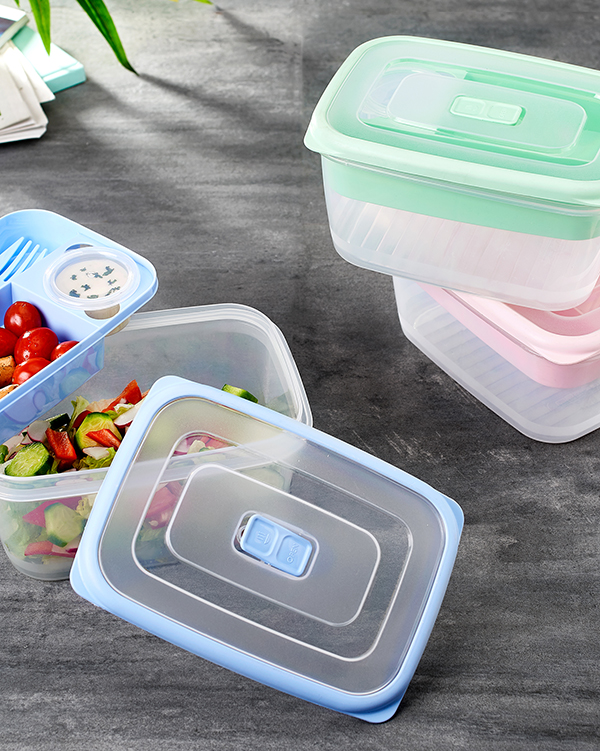 Ecosaver Lunch Box for Salad G580