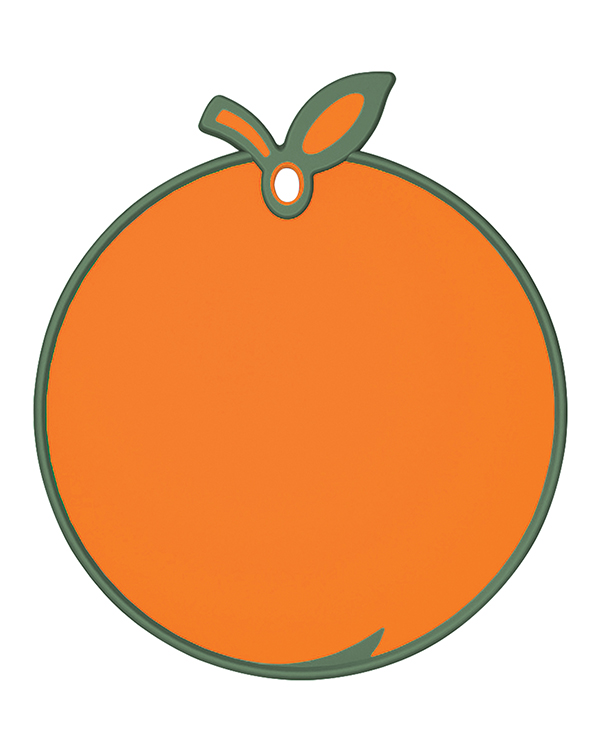 Gondol Vitamin Orange Chopping Board  G542