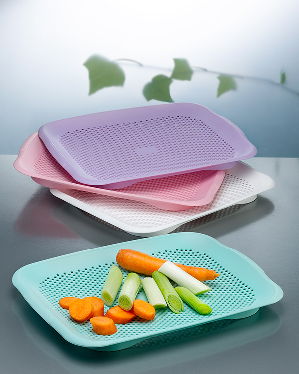 Multi Cutting Board With Strainer G424